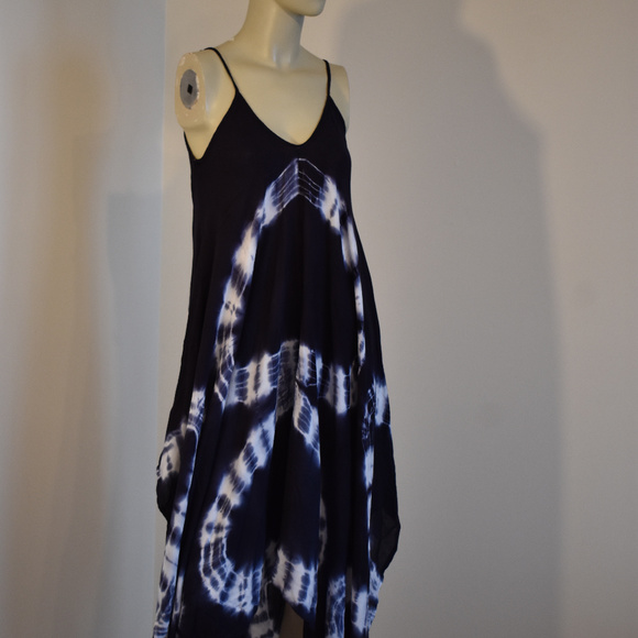 cb73d2b45bb Raviya Tie-Dyed Swimsuit Cover-Up plus size